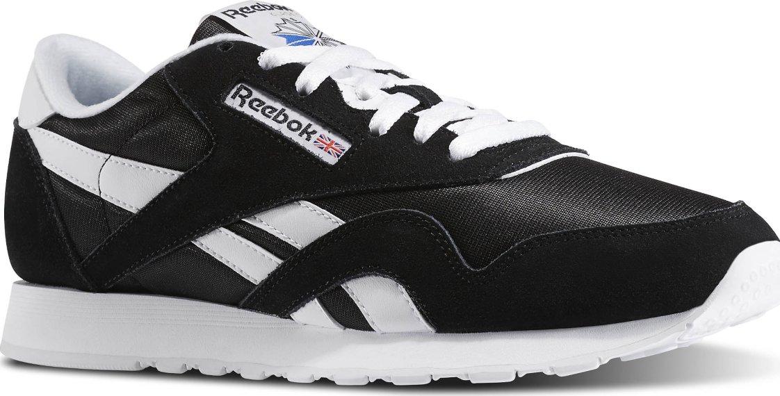 e6181a95046 Reebok Cl Nylon 6604 černé od 1 455 Kč • Zboží.cz
