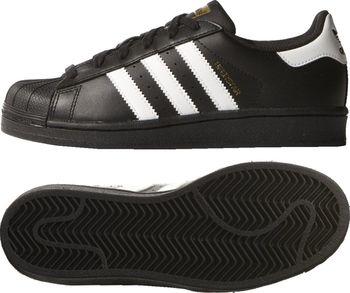 adidas Superstar Foundation J černé od 990 Kč • Zboží.cz ba5b398844