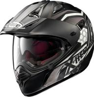 helma na motorku X-lite X-551 GT Kalahari N-Com Flat Black 6e42536438