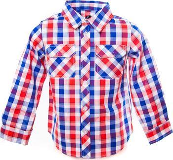Chlapecká košile kostičkovaná Minoti 1-4… a3e1bffc6c