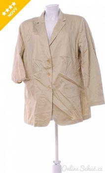 Dámský jarní či podzimní kabát SHEEGO nový… 2e3e334173