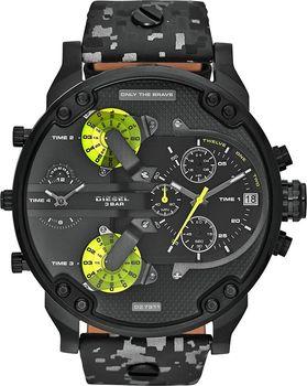e77fd800e2c8 Pánské hodinky Diesel DZ 7311 jsou unikátním kouskem