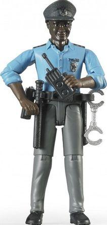 Bruder 60051 Bworld Figurka policista s příslušenstvím
