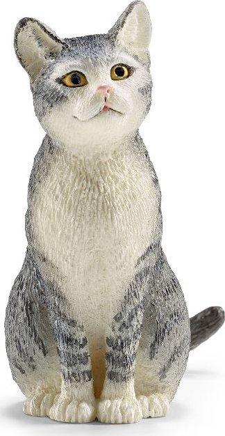 černý kohout v bílé kočičí porno