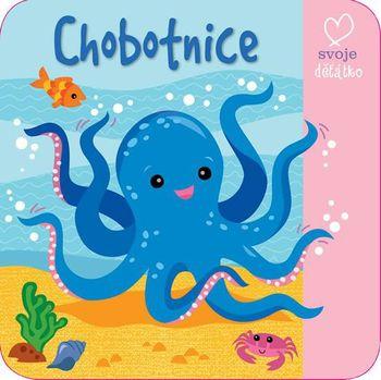 Chobotnice  Hurá do vody! (koupací knížka) • Zboží.cz 07c1683880