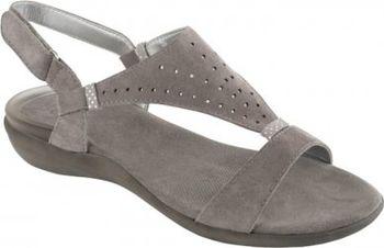 Scholl MARION šedé zdravotní sandále EU 37 9b52f96f2b