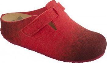 Červená dámská zdravotní obuv • Zboží.cz f7e26c2f57