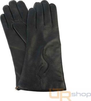 1423 dámské kožené rukavice Vystyd s… 09ee9dd9c3b