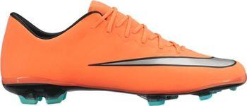 baa745c96eaec Nike Jr Mercurial Vapor X FG oranžové od 1 199 Kč | Zboží.cz