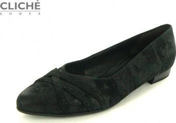 Nadměrné špičatější černé baleríny ee99ea6386