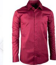 Červené pánské košile ze 100% bavlny • Zboží.cz caf16d4104