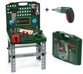 a96a130ea49 Klein Pracovní stůl Bosch v kufříku od 1 048 Kč • Zboží.cz