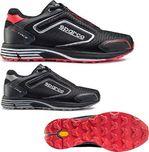 Stabilní obuv pro mechaniky SPARCO MX-RACE Barva  červeno - černá 84b6849187