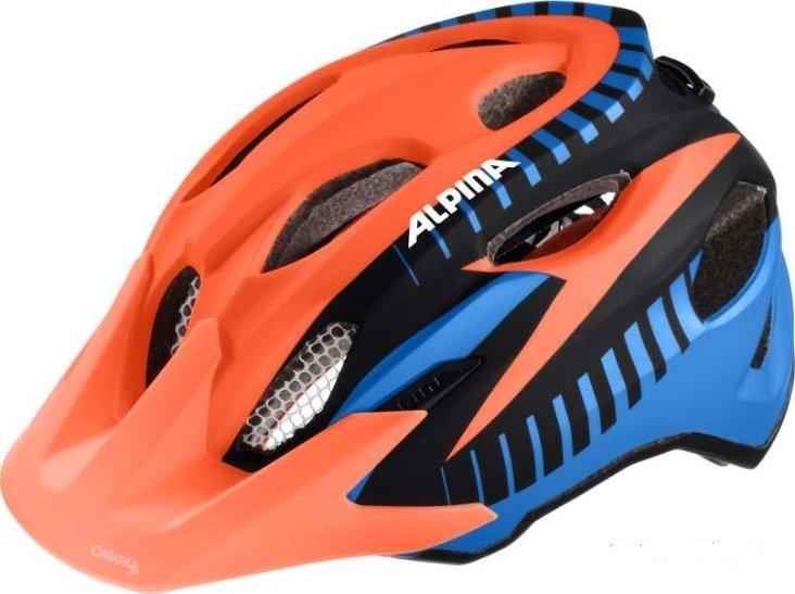 054cbbb074 Alpina Carapax JR oranžová černá modrá 51 - 56 cm od 1 499 Kč