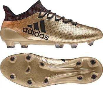 71823c45a17 Adidas X 17.1 FG zlaté černé oranžové 42 od 2 399 Kč • Zboží.cz