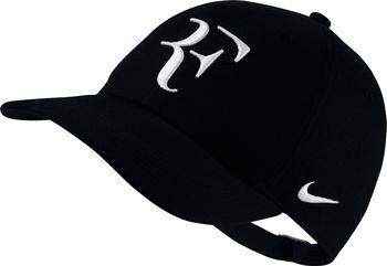 20697934c6f NIKE Aero Bill H86 Roger Federer Cap AH6985 černá od 579 Kč • Zboží.cz