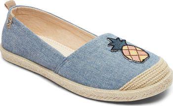 be1ddacd54 Dámské boty Roxy Flora II jsou moderní dámské slip-on boty s textilním  svrškem a pohodlnou paměťovou pěnou. Že nevěříte