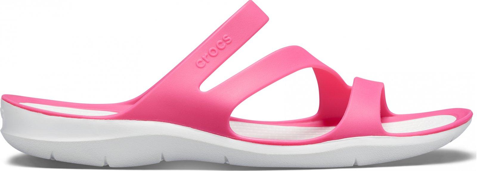 799e23c90a7 Crocs Women s Swiftwater Sandal pink white od 530 Kč • Zboží.cz