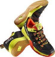 370ae095bd4 pánská sálová obuv Salming Kobra Men Black Orange 49 1 3