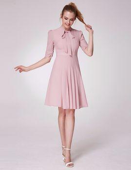 2fb8b0deeab3 Ever Pretty Krátké elegantní šaty s rukávy… 1 490 Kč