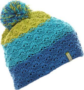 73d1e53762a Nordblanc Wale NBWHK5455 železná modrá. Dámská zimní čepice ...