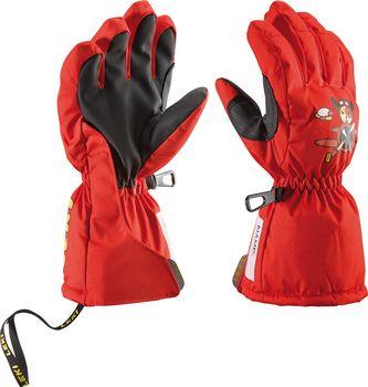 Leki Little Pilot Red 1. Tyto dětské rukavice ... 6fcbc97f59