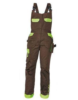 CRV Yowie hnědé zelené kalhoty s laclem od 1 027 Kč • Zboží.cz 6e91ba05ba