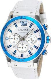 Modré hodinky PRIM • Zboží.cz 9ee29a84f9e