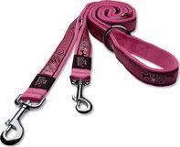 ROGZ Fancy Dress Pink Bone vodítko přepínací 54e580b5e19