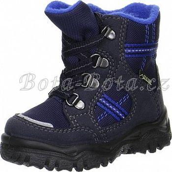 10582f1178e Dětská zimní obuv Superfit 1-00042-80