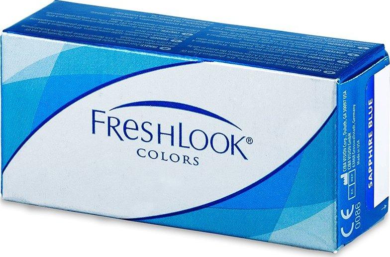 Alcon FreshLook Colors - nedioptrické (2 čočky) od 428 Kč • Zboží.cz 495b98a7fec