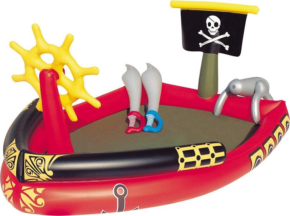 0a010dd896 Bestway bazén 190 x 140 x 96 cm pirátská loď od 449 Kč