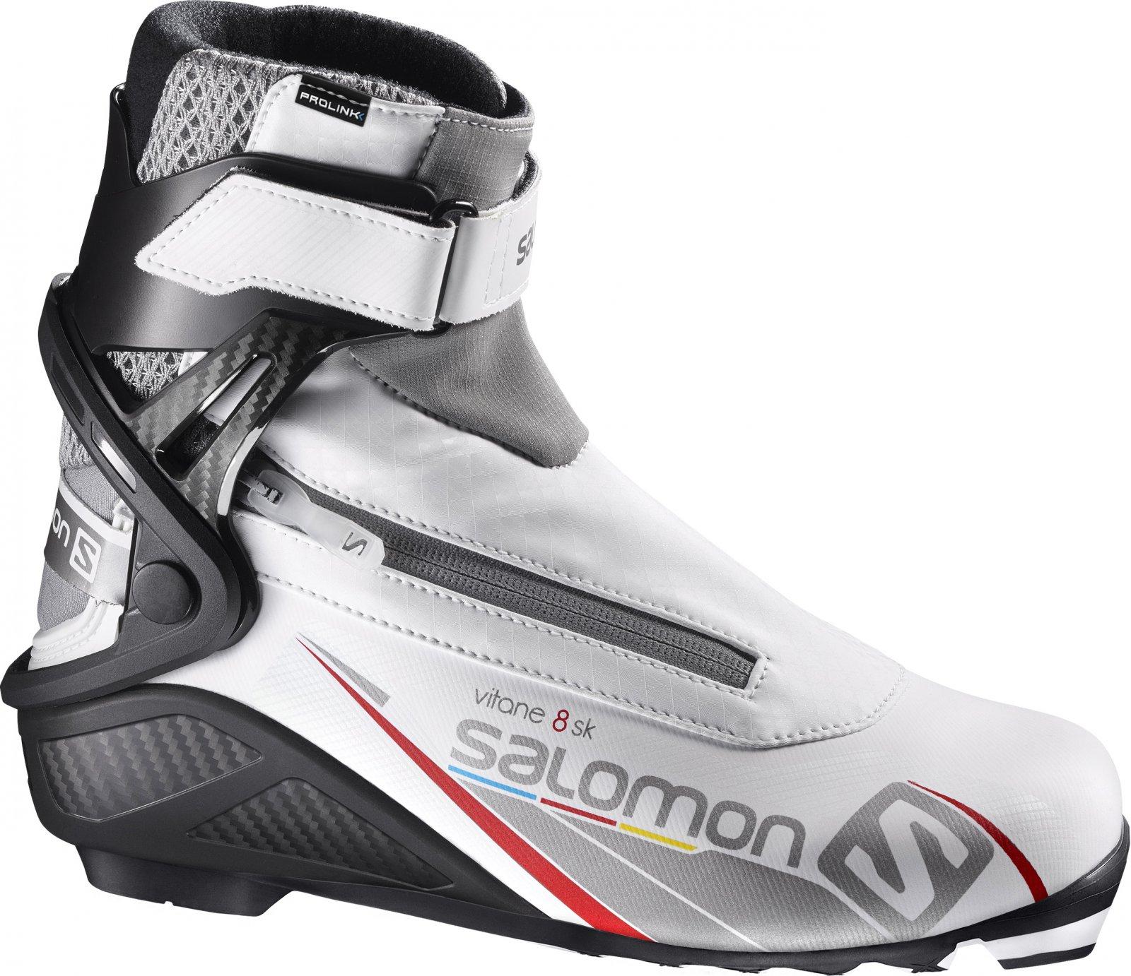 Salomon Vitane 8 Skate Prolink White 40 od 3 990 Kč • Zboží.cz 3428832498