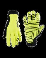cyklistické rukavice Kalas X6 rukavice dlouhé neon 8dbea4efb0