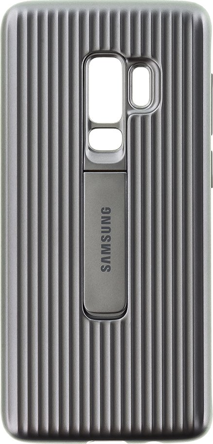 Samsung EF-RG965CS Standing Cover Galaxy S9 Plus stříbrné od 499 Kč •  Zboží.cz b99c3a4ea39