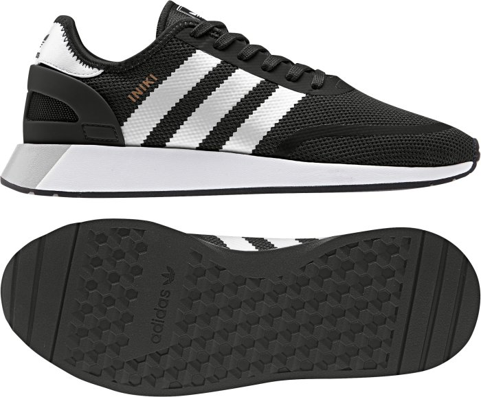 Adidas Iniki Runner Cls CQ2337 černé bílé od 1 224 Kč • Zboží.cz cc557971ff9