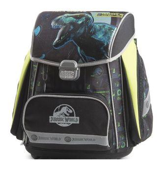 7cb89149f4d Karton P+P Školní batoh Premium Jurassic World Dinosaurus od 1 499 ...