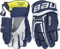 f2e2ed4fb Bauer Supreme S170 YTH rukavice tmavě modré