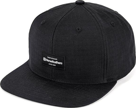 Horsefeathers Reefer kšiltovka černá od 489 Kč • Zboží.cz ab5faa762e