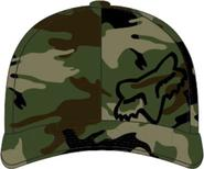 kšiltovka Fox Flex 45 Flexfit Hat Camo 6f5cb704df