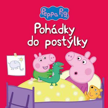 Peppa Pig Pohádky Do Postýlky Egmont Od 174 Kč Zboží Cz