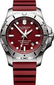 Červené hodinky s vodotěsností nad 200 m • Zboží.cz c2535f783c