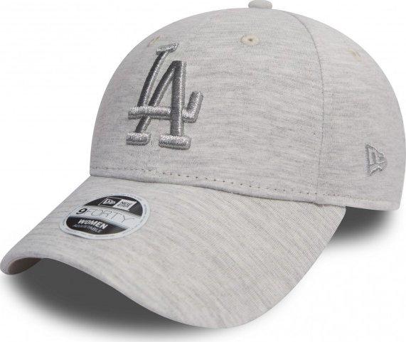 New Era 9Forty Essential Jersey Los Angeles Dodgers Light Grey Heather od  410 Kč • Zboží.cz 6e10245266