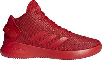 54bbfd50c76 Adidas Cf Refresh Mid DA9669 červené. Kotníková pánská obuv ...