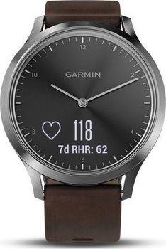 ec2492f5845 Garmin Vívomove Optic Premium Silver L. Stylové elegantní hodinky ...