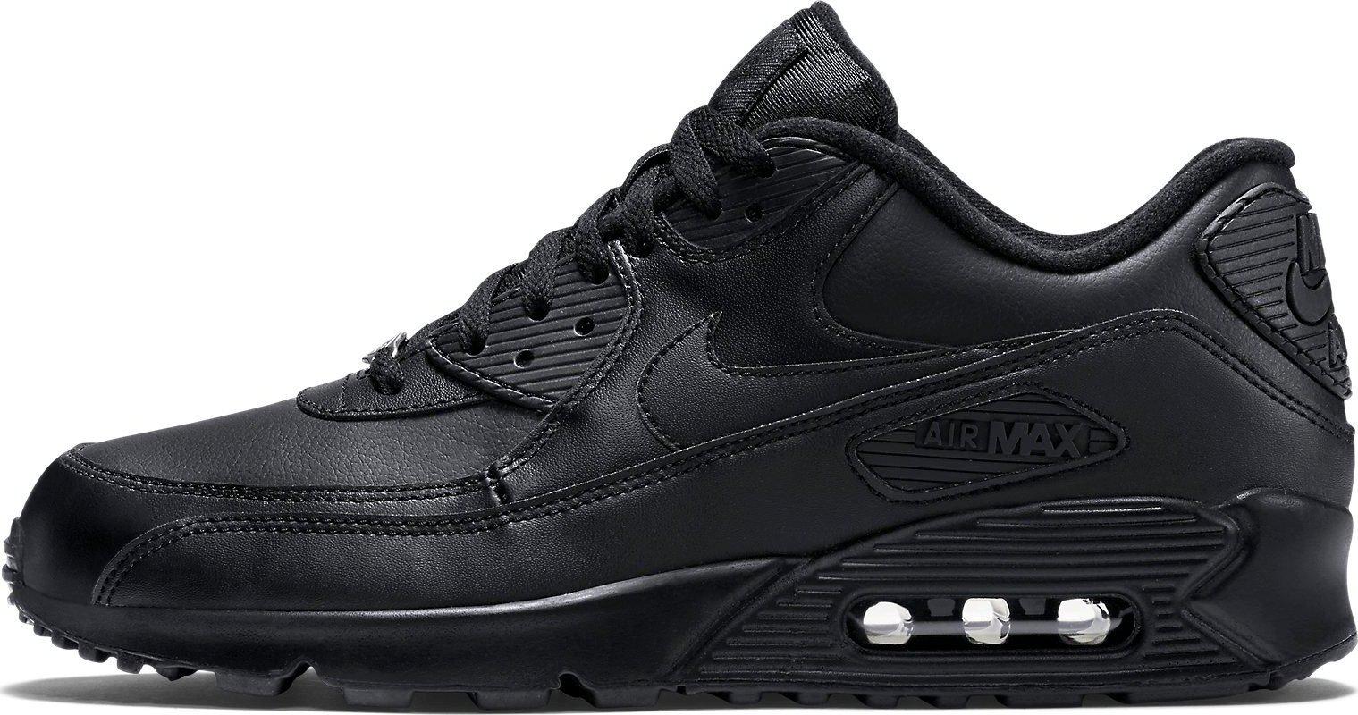 NIKE Air Max 90 Leather Black od 2 433 Kč • Zboží.cz 1790c72b83
