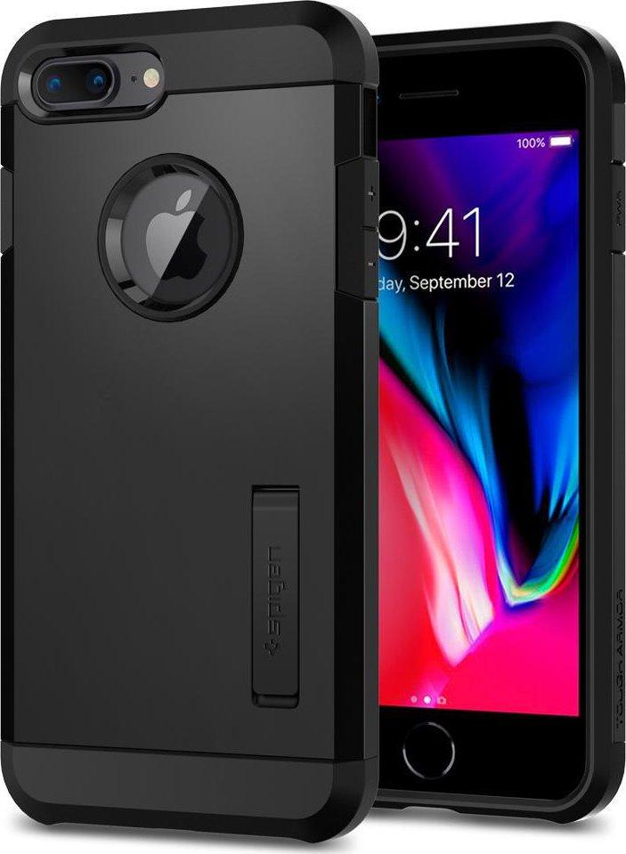 Spigen Tough Armor 2 pro Apple iPhone 7 Plus 8 Plus černé od 685 Kč •  Zboží.cz b0962394101
