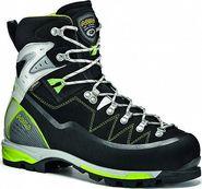 pánská treková obuv Asolo Alta Via GV černá zelená dbb6850310