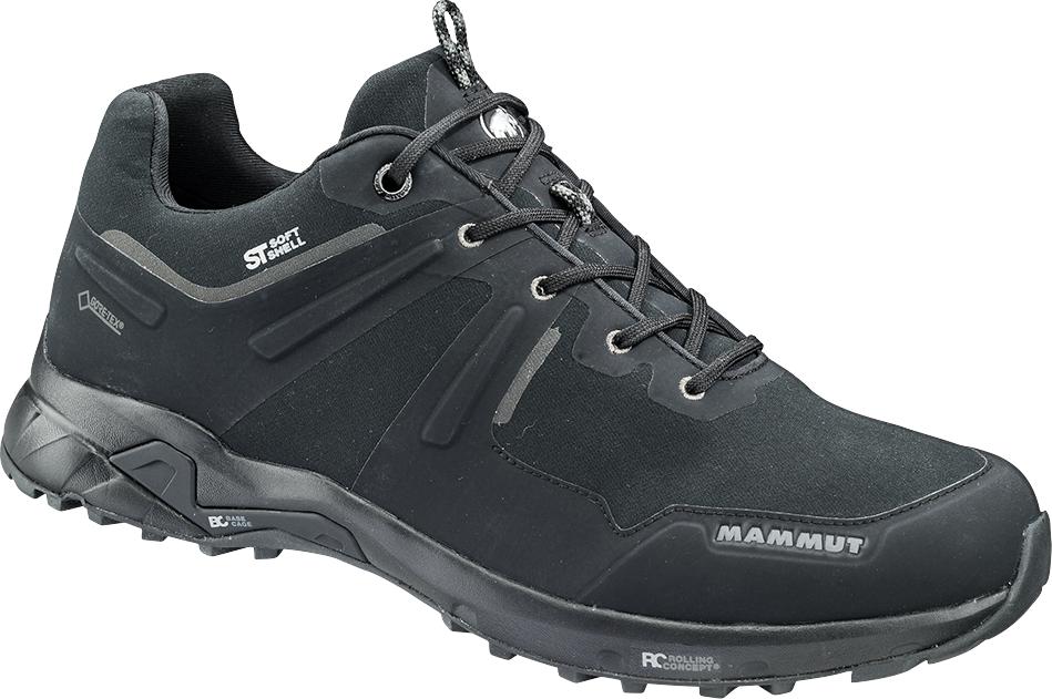 Mammut Ultimate Pro Low GTX Men Black Black od 2 566 Kč • Zboží.cz f181558b5a9