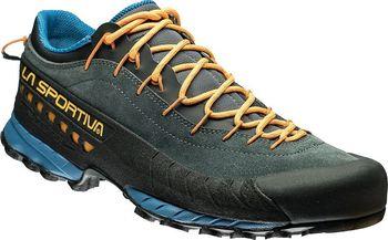 efe7c8b88d8f Kožená odolná obuv od firmy La Sportiva navržená pro dokonalou oporu a  stabilitu během náročných výstupů v horách
